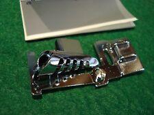 ADJUSTABLE Metal Bias Tape binder foot Elna 3003 3003FS 3005 3007 9006 +