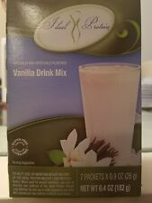 Ideal Protein  Vanilla Drink Mix Bundle of 2 Boxes