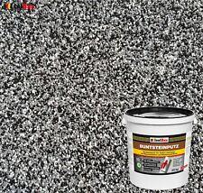 Mosaikputz Buntsteinputz BP 30 (schwarz, grau, weiss) 25 kg Fertigputz Sockelput