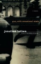 NEW - Gun, with Occasional Music (Harvest Book) by Lethem, Jonathan