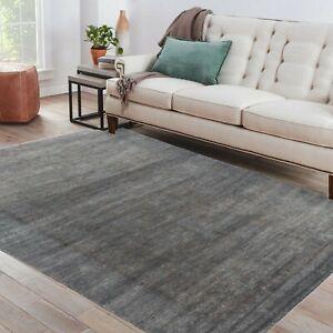 6X9 Rug Handmade Wool & Silk Carpet Rug #8705 (180x275 Cms.)