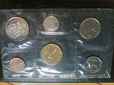 1990 Canada PL RCM Set (6 Coins UNC.)