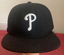 New listing Philadelphia Phillies New Era 59Fifty Black Hat 8 MLB Baseball