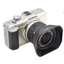 JJC LH-J55B Professional Lens Hood F Olympus 9-18mm & 12-50mm Zuiko Lens LH55B