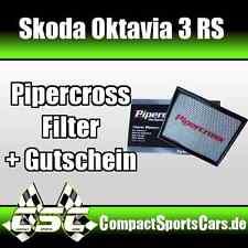 Skoda Octavia RS | 184PS & 220PS | Pipercross Sportluftfilter/Tauschfilter