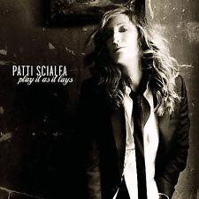 1 CENT CD Play It as It Lays - Patti Scialfa