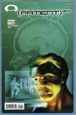 Patient Zero #1 2004 John McLean-Foreman Brent White Image Comics
