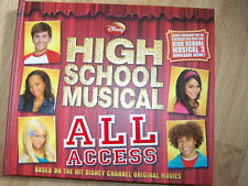 Disney High School Musical All Access Book HSM New $20