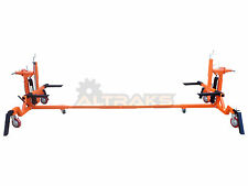 4500LBS CAR ROTISSERIE Twirler Cradle Car Hoist with Twin 8 ton Rams