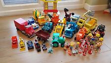 Bob The Builder, Massive toy Bundle/Collection/Job lot