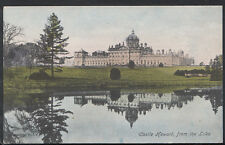 Yorkshire Postcard - Castle Howard From The Lake   BH711