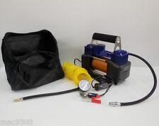 12V Car Auto DC Electric Air Pump Inflator Tool +3 Nozzles AirBed Mattress Boat.