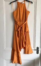 Forever Unique Orange Dress 10