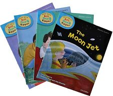 Biff, Chip and Kipper - Level 4 - Phonics Collection (4 books) (5-6 years)