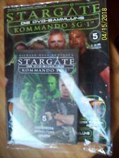 Stargate Kommando SG 1/Die DVD-Sammlung/Nr.5/DVD mit Heft NEU&OVP