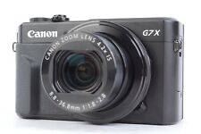 Canon PowerShot G7X Mark II 20.2MP Compact Point-and-Shoot Digital Camera #P0614