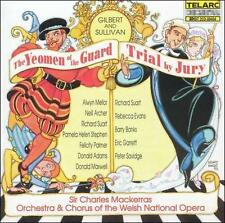 Gilbert & Sullivan: The Yeomen of the Guard & Trial by Jury, New Music