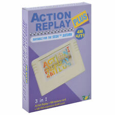 EMS Action Replay With 4m Memory Card for Sega Saturn SS