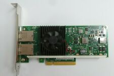 More details for dell intel k7h46 3dfv8 dual port 10gb rj45 10gb/s full height net card x540-t2