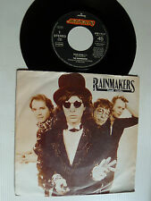 "THE RAINMAKERS: Small circles / The lake view man 7"" 45T Dutch MERCURY 870 111"