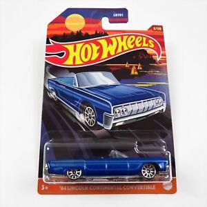 HOT WHEELS '64 Lincoln Continental Convertible - 2021 Car #5/10
