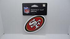NFL San Francisco 49ers Decal