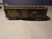 MARX 3200 #3555 NEW YORK NEW HAVEN & HARTFORD SCALE BOX CAR
