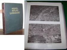Nouvel Atlas Larousse illustré 1924