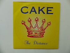 CD SINGLE CAKE The distance
