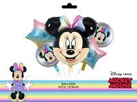 Mejor Calidad Minnie Mouse Globo Paquete, Ideal Para Fiesta Cumpleaños Adornos
