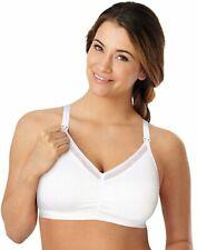 Nursing Bra Playtex Shaping Foam Wirefree Lace Quickstrap Clips Pregnancy XS-3XL