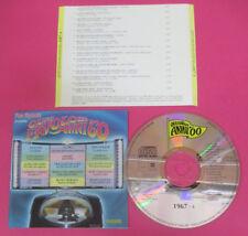 CD Compilation Quei Favolosi Anni'60 1967-4 NINO FERRER NICO FIDENCO no lp (C22)