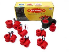 Polybush Vehicle Bush Set for VW Volkswagen Scirocco Mk3, 2008-2013: Kit144