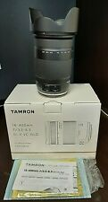 Tamron Di II 18-400mm f/3.5-6.3  VC Lens for Canon EF, Preowned, MINT, Sharp