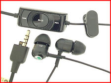 Brand New GENUINE Sony Ericsson MH810 Black In Ear Only Headsets Double Bulk