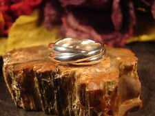 ~BEAUTIFUL 925 POWER OF THREE BINDING RING & FREE SPELL SCROLL~WITCH OWNED~