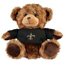 NFL New Orleans Saints 10 Inch Jersey Shirt Bear Kids Fanatics