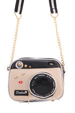 LB-71 Foto Camera Vintage Retro Sweet Pastel Goth Lolita Bag Japan Tasche