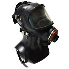 Genuine Msa Auer Brand Black Msa Full Face Mask 3s Gas Mask Breathing Apparatus