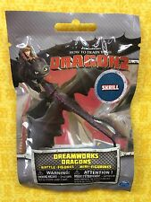 HOW TO TRAIN YOUR DRAGON 2 MINI BATTLE FIGURE 1st SERIES SKRILL