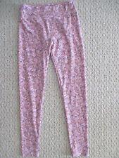 Lularoe Dodo Bird pink & purple Leggings pants  OS one Size