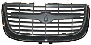CHRYSLER 300M 1999-2001 Front Grill Center Grille central with chrom moulding