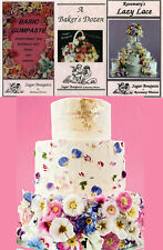 RARE ROSEMARY WATSON Cake Decorating 3 DVD Sugar Artist