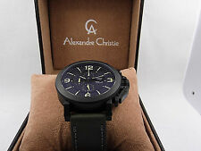 Alexandre Christie AC6281MCLIPBAIV 48mm Gents Chronograph Sports  Watch