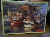 JR Puzzles 500 Piece Jigsaw- the old harbour Dorset factory sealed read descript