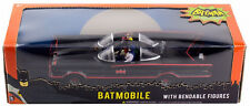 Batman classic tv series batmobile 1966 car and figures 1.24 scale new NJDC3930