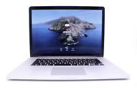 "A1398 Macbook Pro Retina 15"" Late 2013 (DG) i7-4850HQ/16GB/256GB C-Stock"