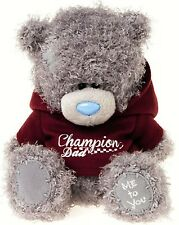 """#R118 ♥ NEW Me To You 7"""" Tatty Bear with 'Champion Dad' Hoodie ♥"""