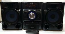 Sony MHC-EC709IP Mini Hi-Fi Component Stereo System +Remote iPod PC Speakers
