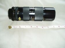 Tamron SP 70-210 mm f3.5-4.00 CF Tele Macro Zoom Lens for Canon A1 Camera